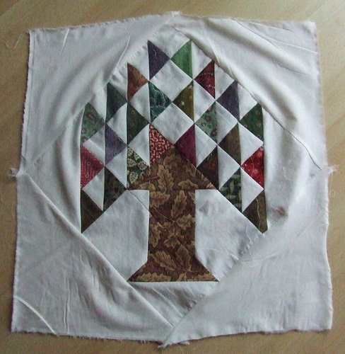 Tree Of Paradise Sewing Amp Quilting Pinterest