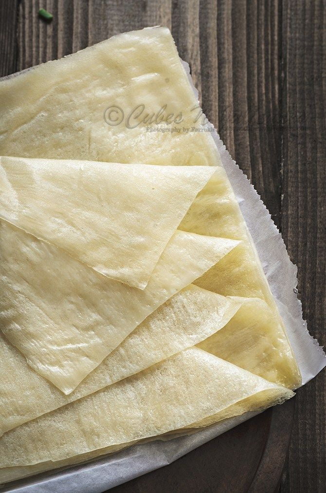 Best Spring roll sheets recipe with detailed steps, tips and tricks