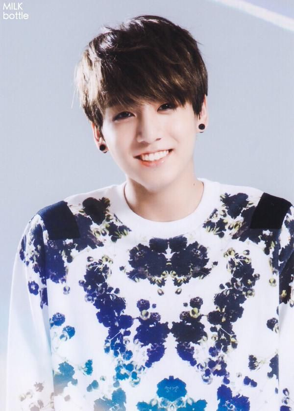 BTS Japanese 1st Anniversary Official Merchandises...oh his smile oh my goodness