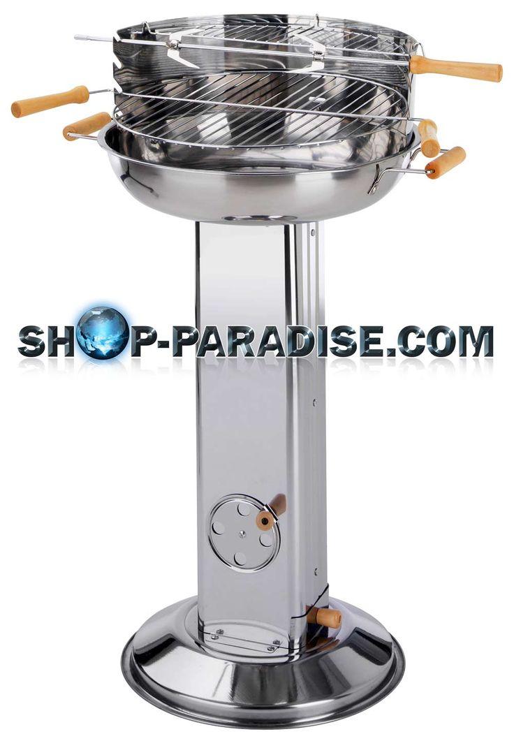SHOP-PARADISE.COM:  Säulengrill Grill Bavaria 41,17 €