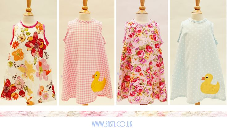 On Friday we'll have all of these dainty little dresses ready to buy online at our website!  www.sasti.co.uk