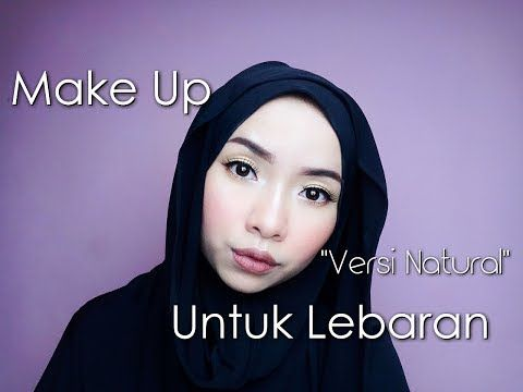Makeup untuk lebaran