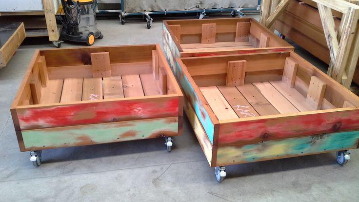 980mm x 980mm Herb Planters