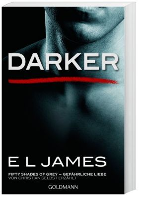 Darker - Fifty Shades of Grey. Gefährliche Liebe von Christian selbst erzählt JETZT VORBESTELLEN