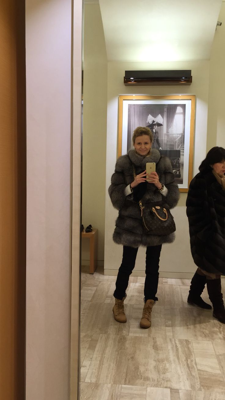 Louis Vuitton Turenne Pm and me in LV store | Fashion ...