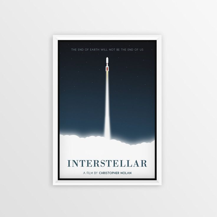 Printable Interstellar Film Poster // Matthew McConaughey // Digital File Download // A2 by PolarFilmPosters on Etsy https://www.etsy.com/uk/listing/250738907/printable-interstellar-film-poster