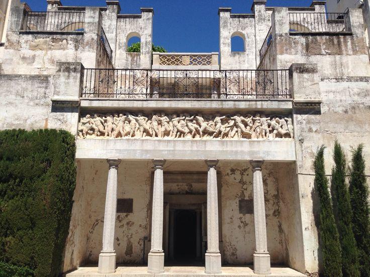 Fundación Rodríguez-Acosta en Granada, Andalucía