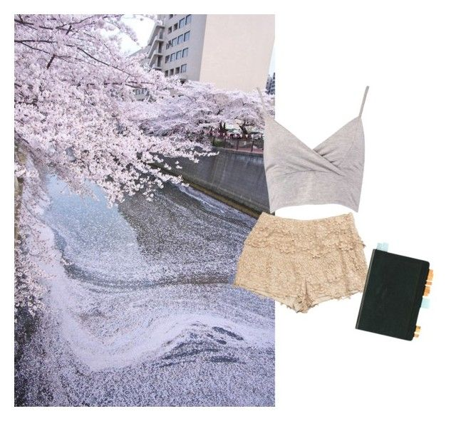 """for teen sluts it's always summer"" by bahnhof ❤ liked on Polyvore"