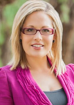 "BREAKING: Kyrsten Sinema Is Not an Atheist - ""She does not identify as any of the above."" - Wow.  A supporter of None of the Above."