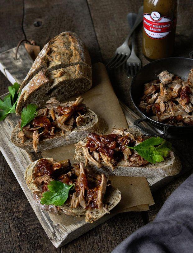 Pomalu pečené vepřové maso 2, Foto: All