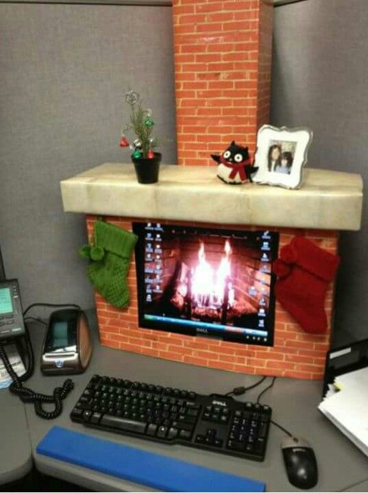 I want to do this to our desks!