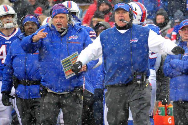 Bills fire head coach Rex Ryan, defensive coordinator Rob Ryan | Yardbarker.com