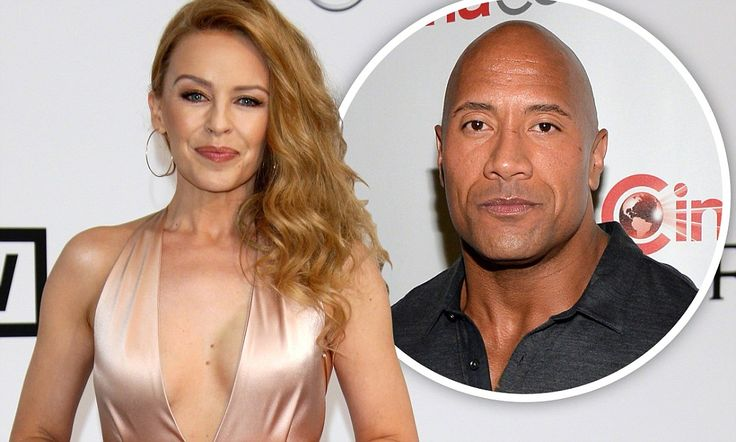 Kylie Minogue set to return to big screen in disaster film San Andreas