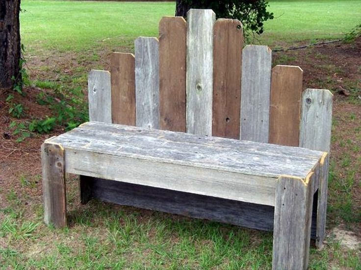 Recycled Wood Pallet Benches Pallet Garden Benches Diy