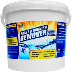 Home Strip Paint & Varnish Remover 2L. Safer water based alternative to conventional paint and varnish removers. Keeps wet and working for up to 24 hours