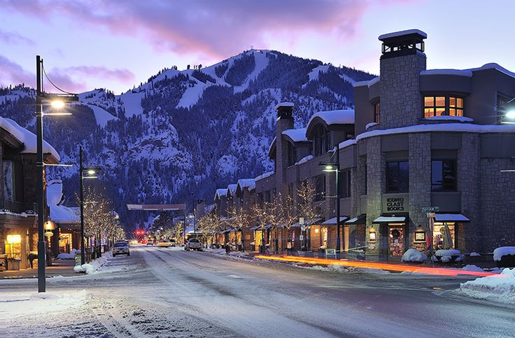 """Sun Valley Idaho's year-round playground"" Voted one of the top 10 destinations in the US to visit in 2014.... Confirmation what we all know here locally Sun Valley is the place to be in 2014"