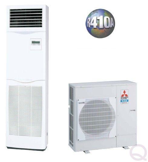 Mitsubishi Electric PSA RP KA Standard Inverter Heat Pump System Qstore24 Airconditioning