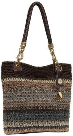 The SAK Bennett Crochet Small Tote for only $40.49 You save: $23.51 (37%) + Free Shipping