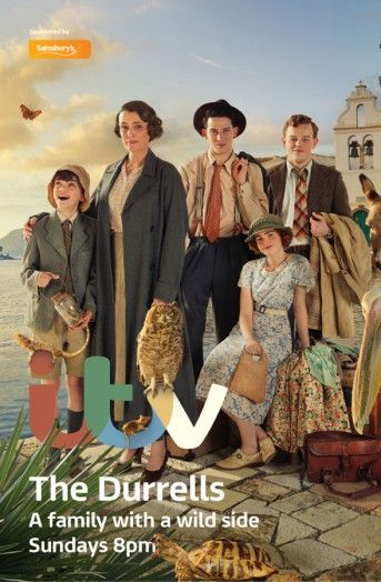The Durrells - http://www.thedaretube.com/tv/the-durrells