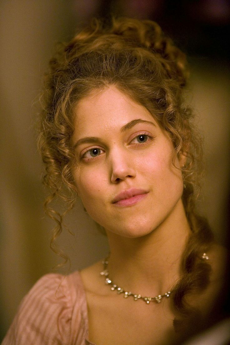 Charity Wakefield as Marianne in Sense and Sensibility.