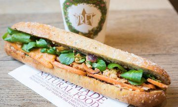 Pret's Christmas Menu Is Here (And It Caters To Vegans)