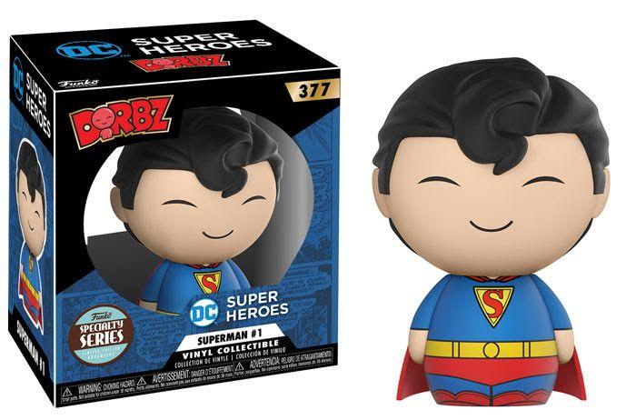 Pre-Order Dorbz Specialty Series Superman Vinyl Figure