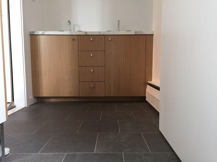 White Oak Cabinets ~ Rift sawn white oak cabinets kitchen modern google