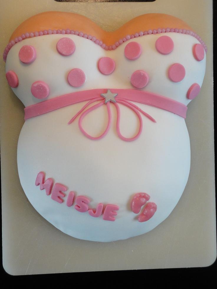 Zwangerschaps taart
