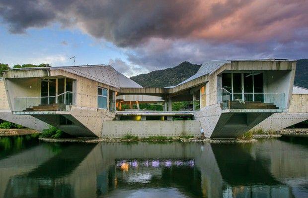 Casa futurista inspirada em Star Wars custou 15 milhões de dólares