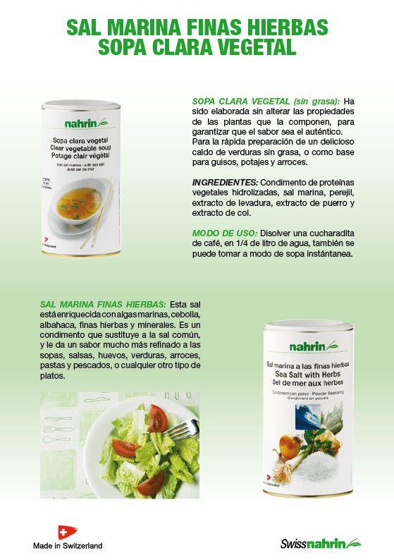 Delicioso condimento bajo en sodio, que sustituye el uso de sal común en cualquier platillo aportando un agradable sabor.