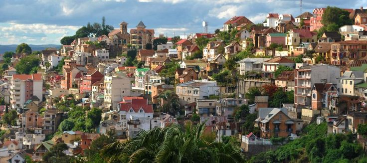 Antannarivo Madagascar