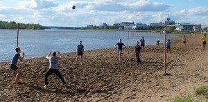 Майский пляжный волейбол