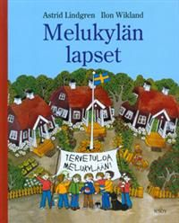 http://www.adlibris.com/fi/product.aspx?isbn=9510331562 | Nimeke: Melukylän lapset (yhteisnide) - Tekijä: Astrid Lindgren - ISBN: 9510331562 - Hinta: 16,40e