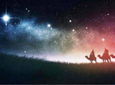 Según sus cálculos, que ascienden a 500.000 años en el futuro, el investigador confirma que ninguna alineación como la Estrella de Belén se pudo...