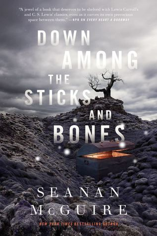 Review Down Among the Sticks and Bones by Seanan McGuire Release date: June 13, 2017 🌟🌟🌟🌟🌟 I received a complimentary ARC copy of Down Among the Sticks and Bones by Seanan McGuire from NetGal…