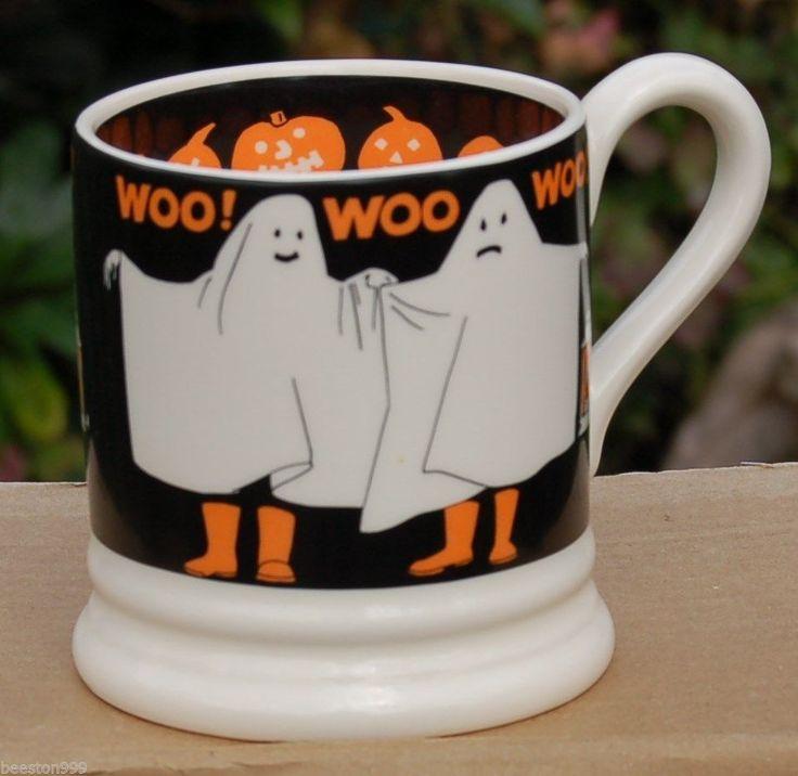 Halloween Half Pint Mug