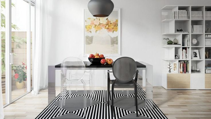 Best 25 ghost chairs ideas on pinterest ghost chairs for Ghost room milano