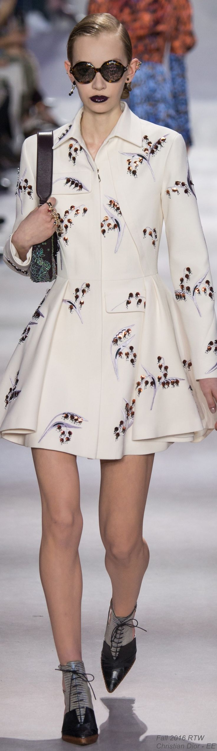 Fall 2016 Ready-to-Wear Christian Dior -EE