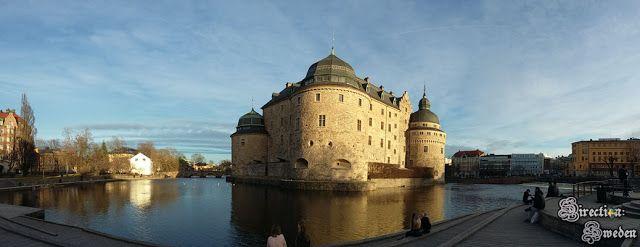 Direction: Sweden!: Świat jest mały, czyli wypad do Örebro