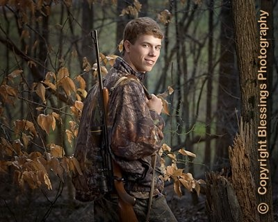 hunting senior pictures | Blessings Photography: Senior - Hunting