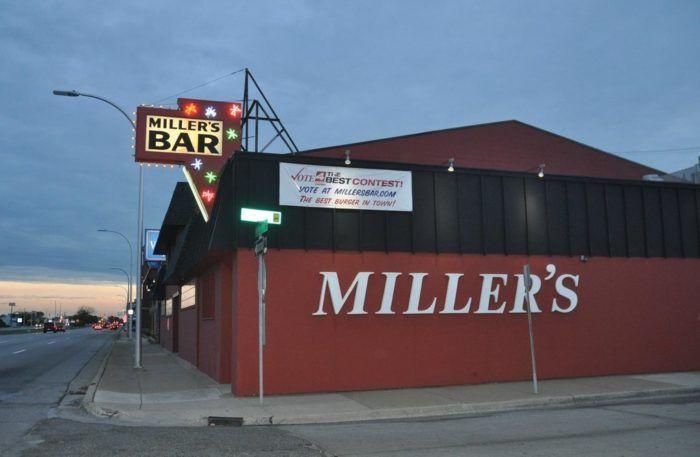 Miller's Bar ... Leo's Coney Island Menu