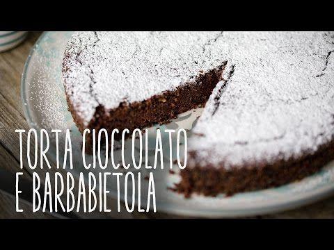Torta vegana di barbabietola e cioccolato - VIDEO RICETTA - Vegolosi.it