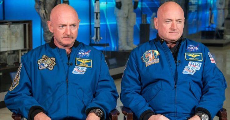 İkiz astronotlar Scott ve Mark Kelly üzerinde yapılan araştırmalar, uzay yolculuğunun insan DNA'sını nasıl etkilediğini ortaya koydu.