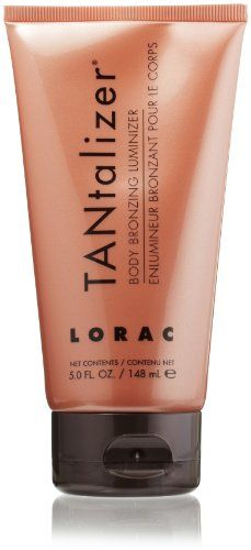 LORAC TANtalizer Body Bronzing Luminizer, Original, 5 fl. oz. >>> Read more at the image link.