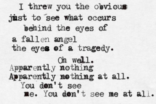 A Perfect Circle <3 3 Libras.. one of their best songs