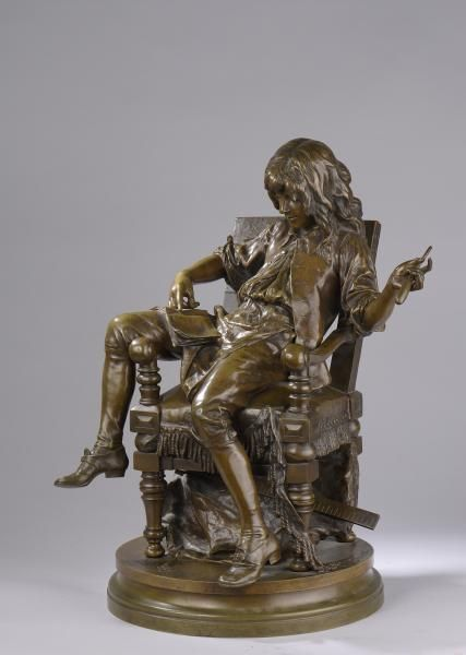 Gaudez, estimation gratuite et expertise bronze, sculpture, terre cuite, marbre, platre, bois, pierre | Authenticité