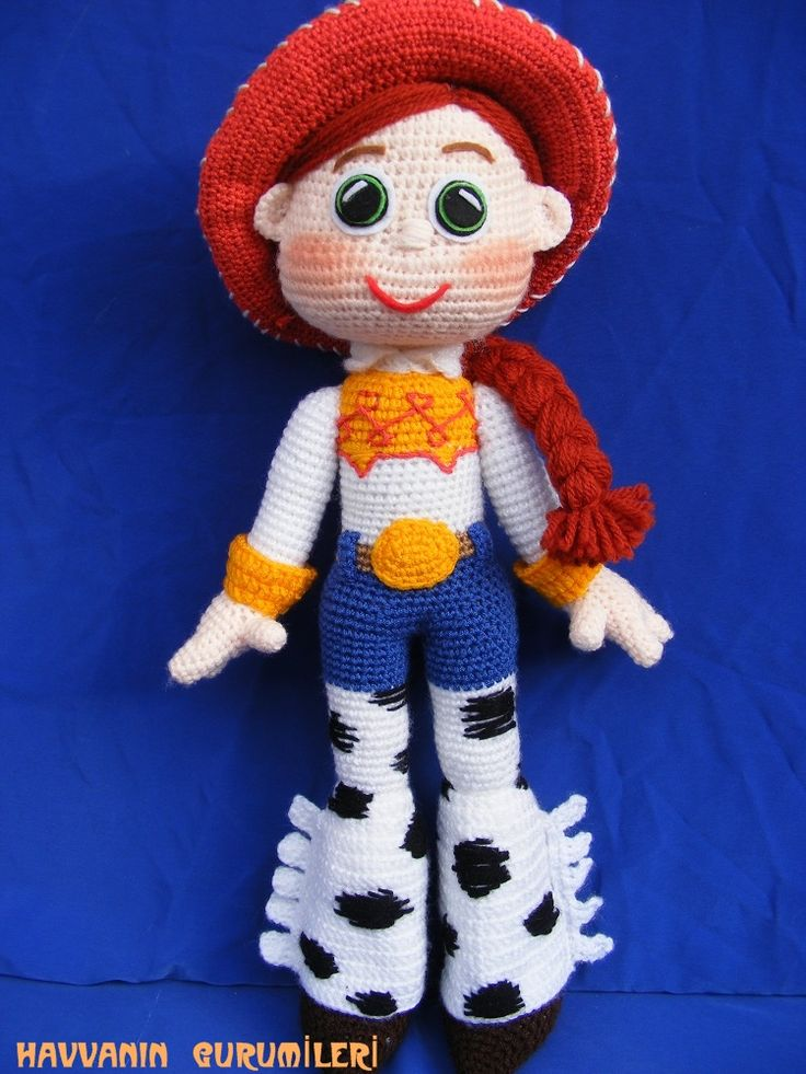 Toys Story Amigurumi : 1000+ images about Toy story on Pinterest