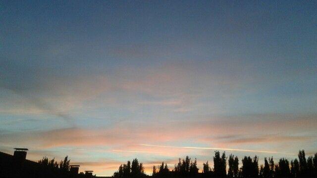 Por los cielos de Valladolid