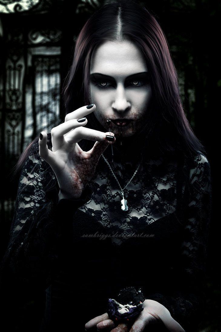 Vampire Voodoo By Sambriggs
