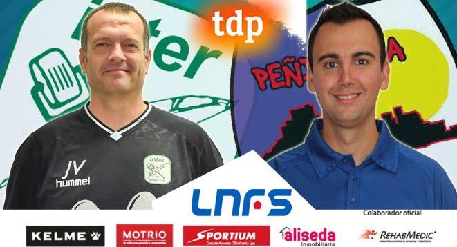 ESPAÑA I Cani, técnico de Peñíscola, sigue siendo centro de atención gracias a su gran arranque de temporada con el equipo de Castellón. Cani, Peñíscola`s coach, is one oh the coach of the league. His team plays against Inter this week. #proneofutsal